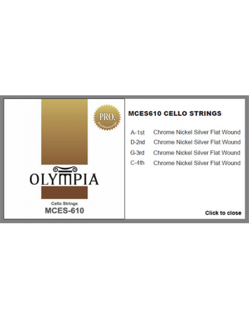 olympia-mces-610-cello-string