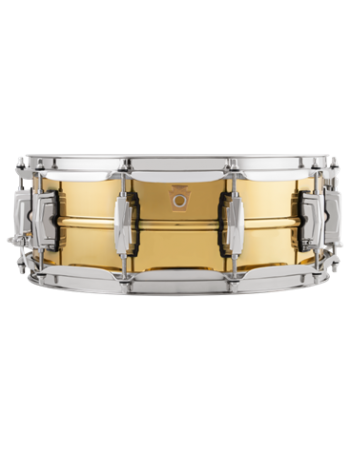 ludwig-snare-super-series-brass-lb401-5x14