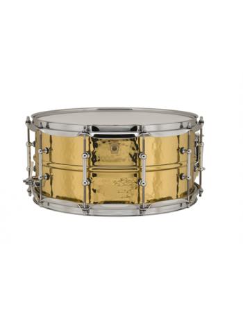 ludwig-hammered-brass-lb422bkt-snare