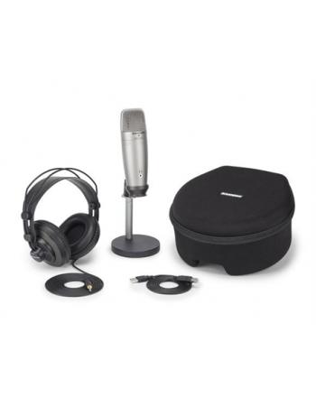 samson-c01u-pro-podcasting-pack